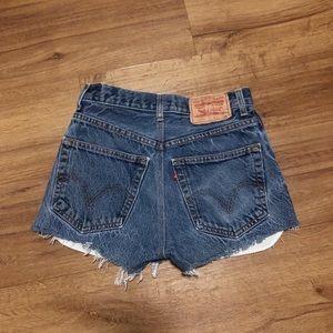 Levi's 505 Shorts